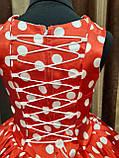 """Пышное нарядное платье в ретро стиле """"Стиляги"""", фото 2"""