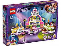 Конструктор LEGO Friends Соревнование кондитеров (41393)