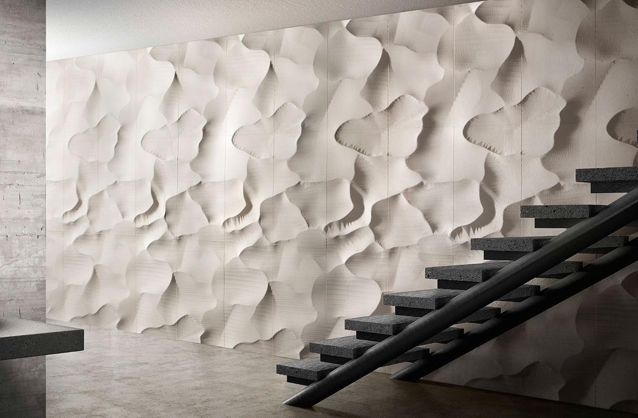 """Гипсовые 3D панели """"Sandstone"""""""