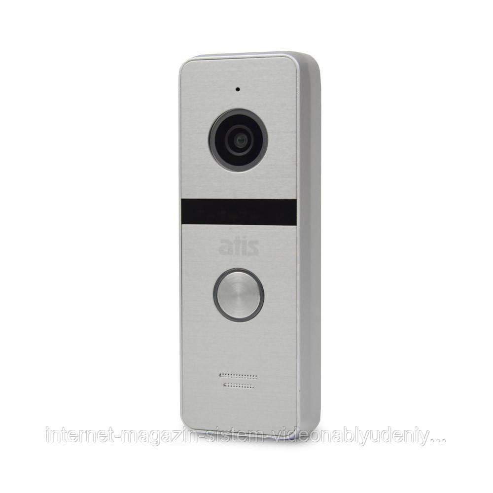 Вызывная видеопанель Atis AT-400FHD Серебристый