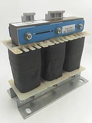 INS 3-4-400; 4А, трехфазный сетевой дроссель INDUCTO 4%