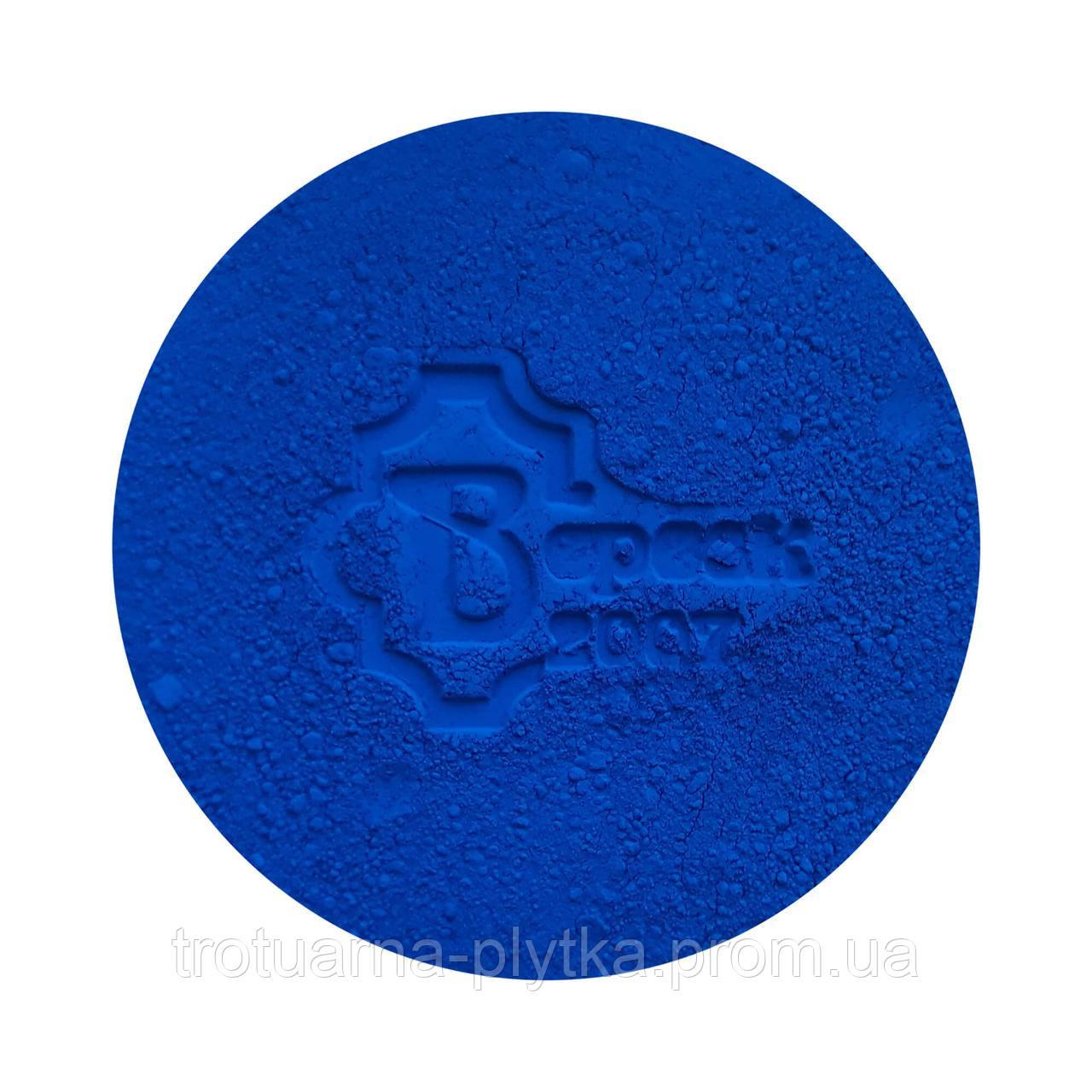 Купить синий пигмент для бетона коробка по бетону