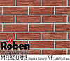 Клинкерная плитка Roben Melbourne Красная рифленая