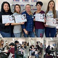 Курс повышения квалификации по парикмахерскому искусству