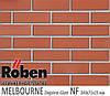 Клинкерная плитка Roben Melbourne Красная гладкая