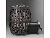 Печь для бани Бочка 20 м³ с выносом