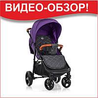 Прогулочная коляска El Camino X4 ME 1024L Violet