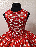 """Пышное нарядное платье в ретро стиле """"Стиляги"""", фото 7"""
