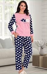 Женская флисовая пижама Chilek Polat Yildiz