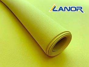 Lanor EVA 0075 лист 100*150см  (2мм) Желтый