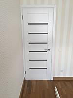 Двери межкомнатные деревянные белые