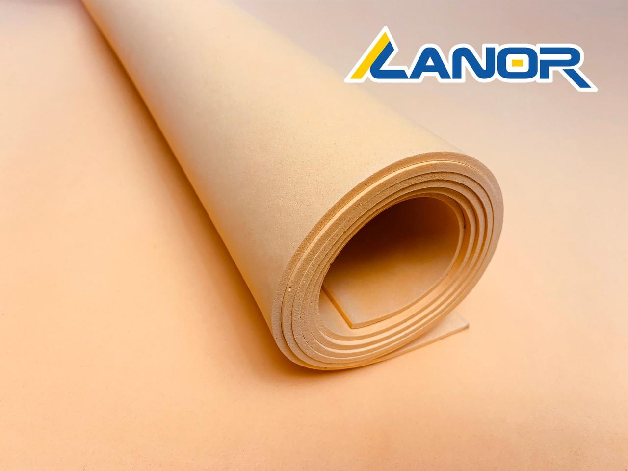 Lanor EVA 0075 лист 100*150см  (3мм) Оранжевый