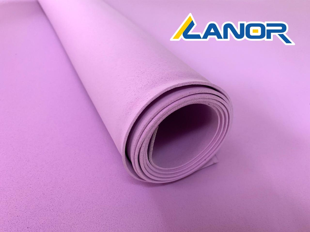 Lanor EVA 0075 лист 100*150см  (3мм) Розовый