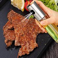 Распылитель для масла и уксуса (кухонный диспенсер, спрей), стекло и нержавеющая сталь Benson BN-978