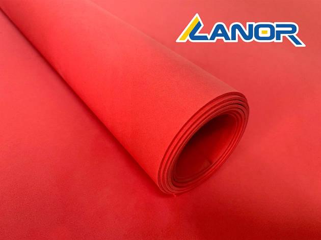 Lanor EVA 0075 лист 100*150см (2мм) Червоний, фото 2