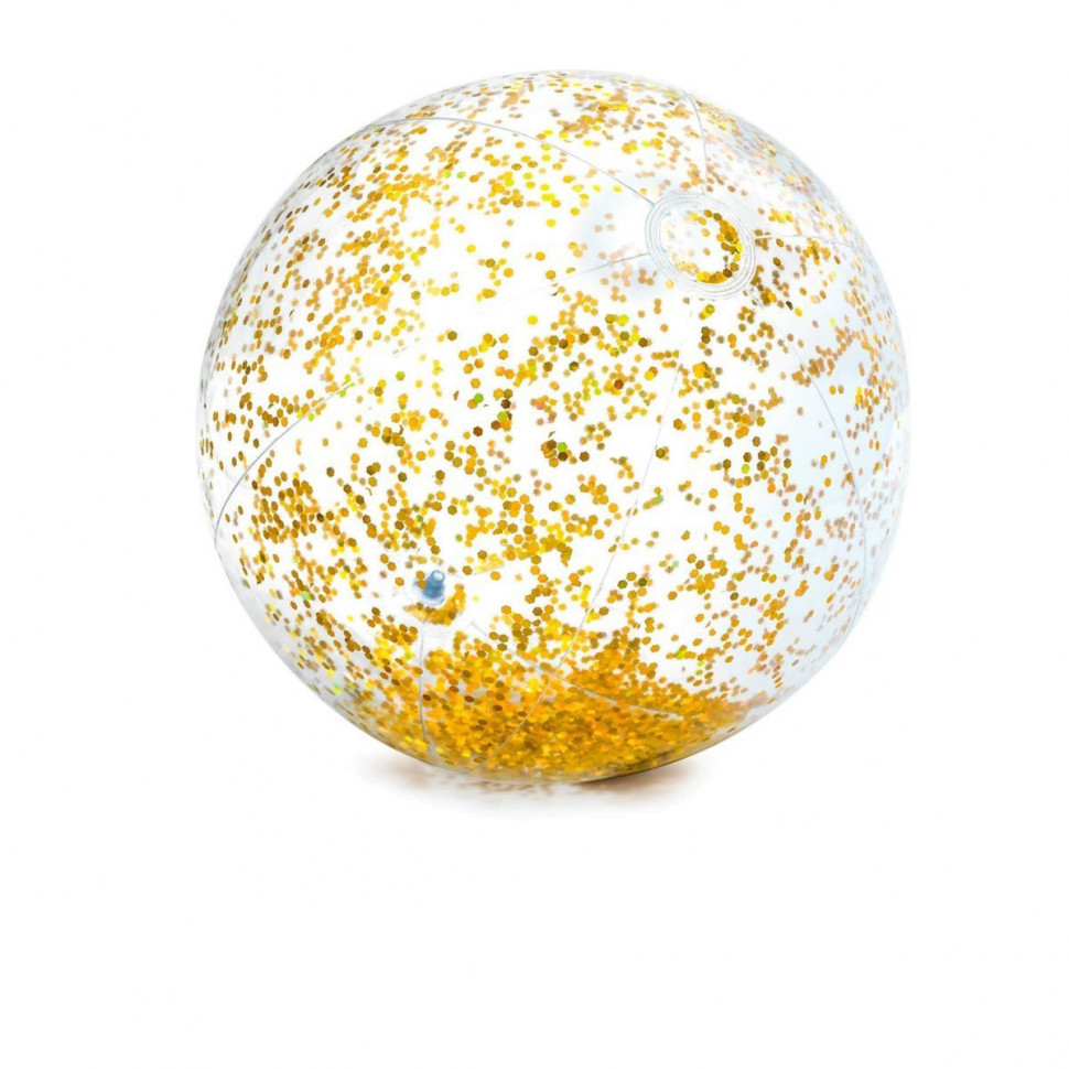 М'яч пляжний 58070 (Золотий пляжний)