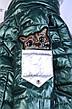 Детское демисезонное пальто для девочки, от Anernuo 2056, размеры на рост 130, 140, 150, 160, 170, фото 4