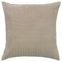 IKEA GULLKLOCKA Наволочка на декоративную подушку, бежевый  (703.335.19)