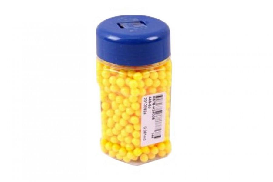 Кульки пластикові 6 мм 1000 шт. 448-6J