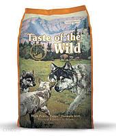 Корм для собак Taste of the Wild High Prairie Puppy 13 кг