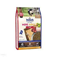 Корм для собак Bosch Adult Mini Lamb & Rice 15 кг, фото 1