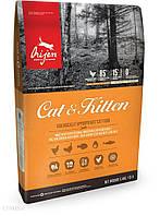 Корм для котів Orijen Cat and Kitten 5,4 кг (o28054)