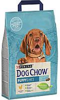 Корм Dog Chow Puppy Chicken 14kg