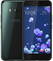 "Смартфон HTC U11 4/64GB Black, 12/16Мп, IP67, 2sim, 5.2"" SLCD, 4G (LTE), 3000mAh, Snapdragon 835"