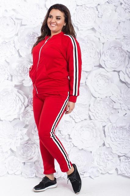 Женские спортивные костюмы большие размеры