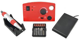 Фрезер для маникюра и педикюра Nail Polisher DM-211 Red (5227)