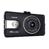 Видеорегистратор Anytek Q99P с записью звука камера 1080Р Full HD G-sensor Night Vision microSD
