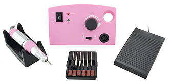 Фрезер для маникюра и педикюра Nail Polisher DM-211 Pink (5227)