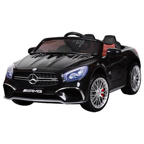 Детский электромобиль Mercedes Benz M 3583EBLR-2 черный