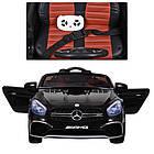 Детский электромобиль Mercedes Benz M 3583EBLR-2 черный, фото 3