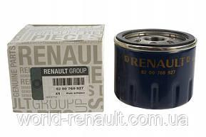 Renault (Original) 8200768927 - Масляный фильтр на Рено Меган 3, Рено Флюенс 1.5dci, фото 2
