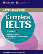 Complete IELTS Bands 4-5 Teacher's Book / Книга для учителя