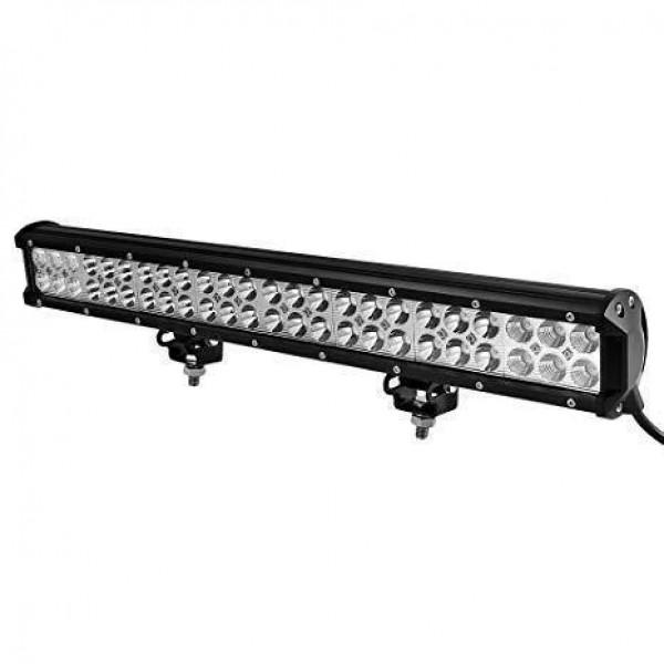 Автомобильная LED балка 48 LED 144W (mix) Light Bar  светодиодная ( Авто-прожектор, фара на крышу)+ПОДАРОК!