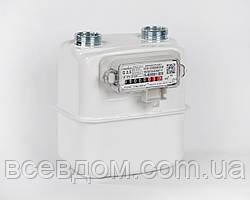 Газовый счетчик мембранный СамГаз G2,5 RS/2001-2P