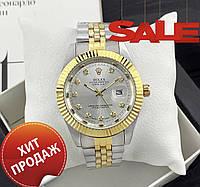 Наручные часы Rolex, универсальная модель, кварцевый механизм