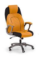 Креслокомпьютерное VIPER помаранчево-чорний (Halmar)