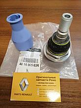 Шаровая опора нижняя правая Renault Master 3 (Original) -401606563R