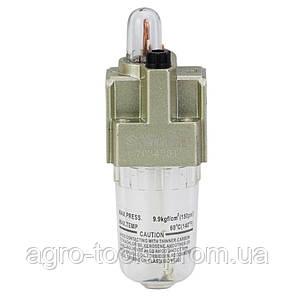 "Лубрикатор 800л/мин 1/4"" SIGMA REFINE (7034381), фото 2"