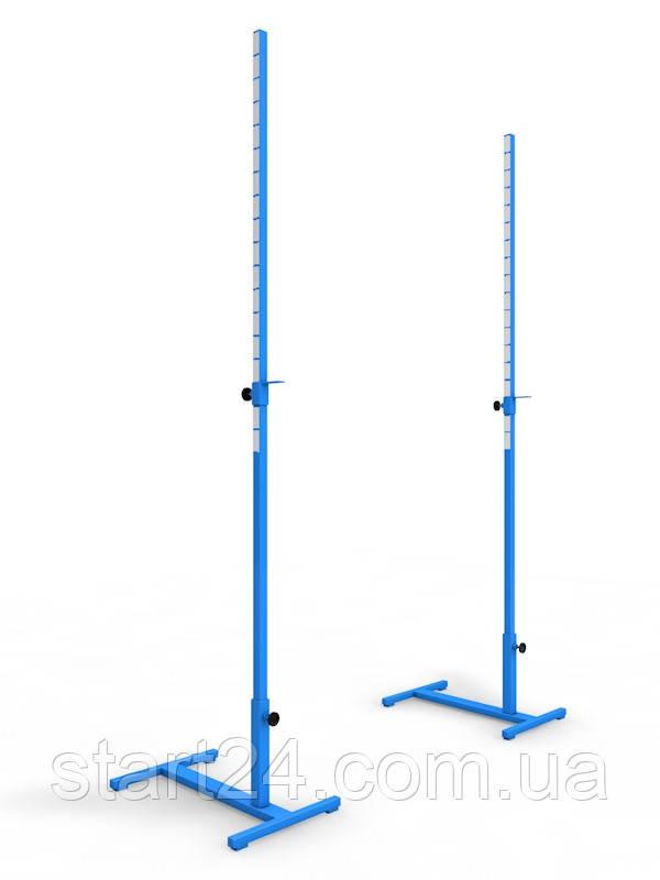 Стійки для стрибків у висоту 2,2 м