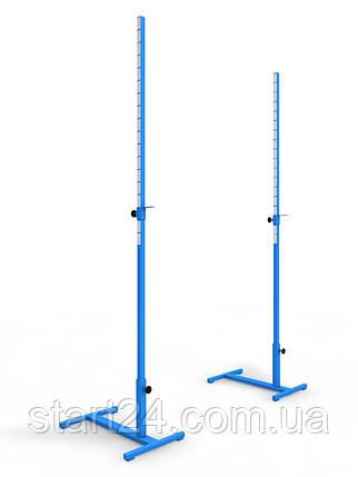 Стійки для стрибків у висоту 2,2 м, фото 2