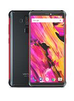 Защищенный противоударный неубиваемый смартфон Vernee V2 Pro RED - Helio P23, 6 GB RAM, 6200 mAh