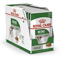 Royal Canin Mini Adult 85г * 12шт- корм для собак мелких пород