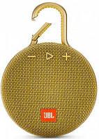 Колонка Original JBL Clip 3 (Yellow,Teal)