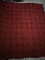 Ковровые изделия Красный ромб 3 м (остаток 1,85 погм)