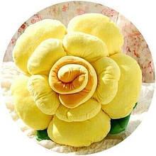 Подушка-іграшка Троянда