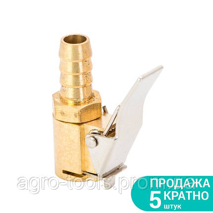 Наконечник к пистолету для подкачки 6мм (латунь) SIGMA (6833061), фото 2